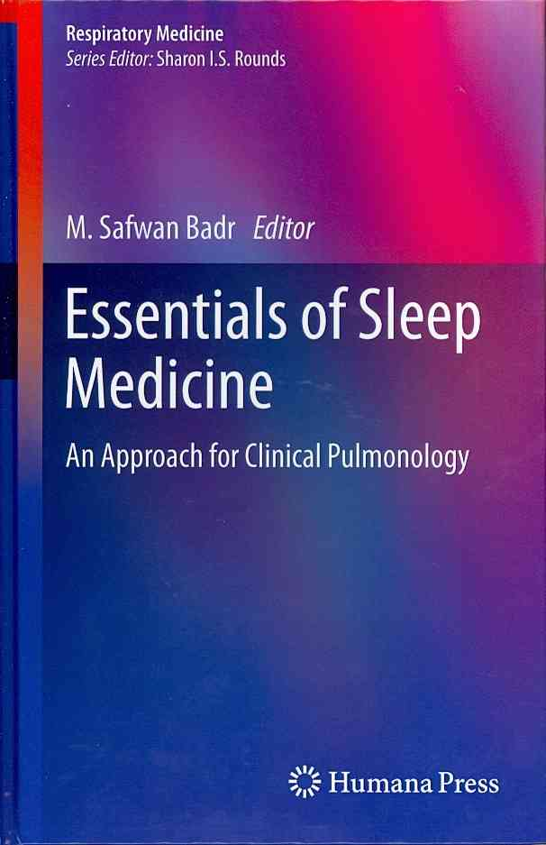 Essentials of Sleep Medicine By Badr, M. Safwan (EDT)
